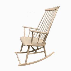 Rocking Chair par Lena Larsson pour Nest, 1960s