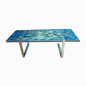 Table Basse Mid-Century par Juliette Belarti pour Belarti