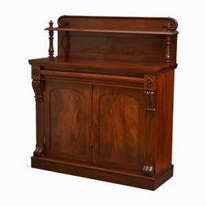 Antique William IV Mahogany Dresser