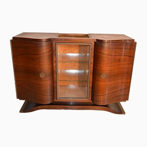 Art Deco French Rosewood Buffet, 1930s