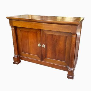 Antikes Empire Sideboard aus Nussholz