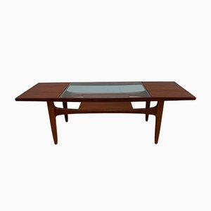 Table Basse Vintage en Teck de G-Plan