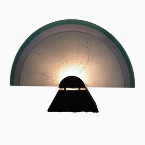Lampe de Bureau en Forme d'Éventail Vintage