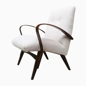 Mid-Century Danish Rosewood Lounge Chair, 1960s