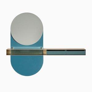 Miroir Vivian par Mauro Accardi & Silvia Buccheri pour Medulum
