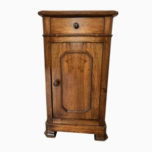 Antique Louis Philippe Bedside Table