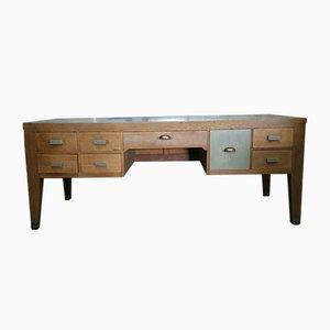 Kurzwaren-Schreibtisch, 1950er
