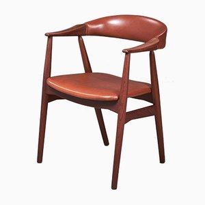 Dänischer Armlehnstuhl aus Teak von Thomas Harlev für Farstrup Møbler, 1960er