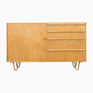 Birch DB01 Sideboard by Cees Braakman for Pastoe, 1960s