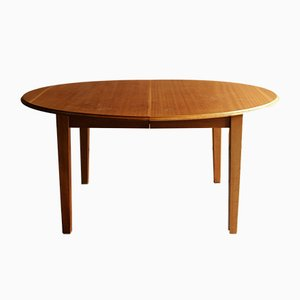 Vintage Dining Table from Bernhard Pedersen & Son