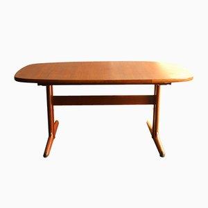 Ausziehbarer Vintage Tisch von Skovby