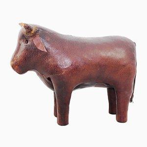 Großer Bull Hocker von Dimitri Omersa, 1960er