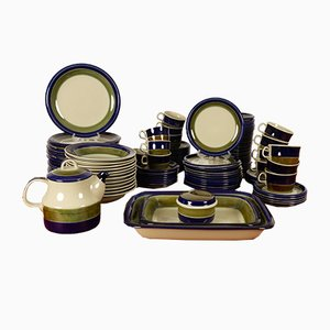 Ceramic Elisabeth Tableware Set by Marianne Westmann for Rörstrand, 1970s, Set of x