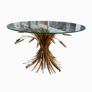 Table Basse Épi de Blé, Italie, 1960s