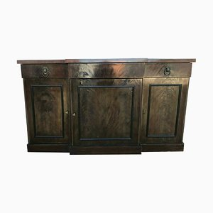 Antikes englisches Mahagonisideboard