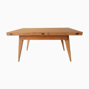 French Révélation Junior Coffee Table by Ducrot Albert for Ducal, 1950s
