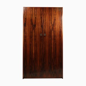 Vintage Rosewood Wardrobe from Heals, 1970s