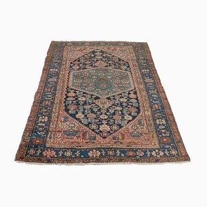 Antiker orientalischer Teppich aus Baumwolle & Wolle, 1900er