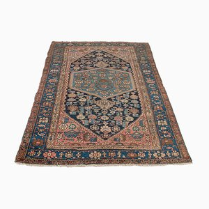 Antique Middle Eastern Cotton and Wool Carpet, 1900s