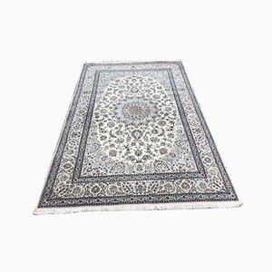 Mid-Century orientalischer Teppich aus Baumwolle & Wolle, 1960er