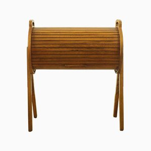 Mid-Century Beech Sewing Box, 1960s