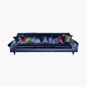 Sapphire Artik Fabric Eve Bag Sofa from VGnewtrend