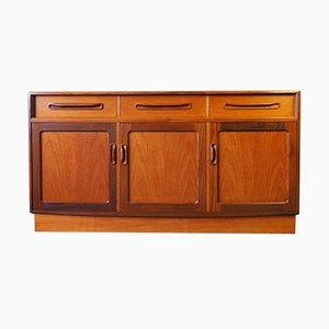 Mid-Century Teak Fresco Sideboard from G-Plan, 1960s