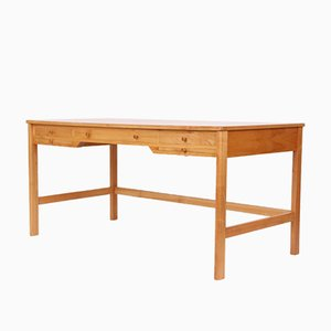 Mid-Century Danish Cherry Desk by Rigmor Andersen, 1960s