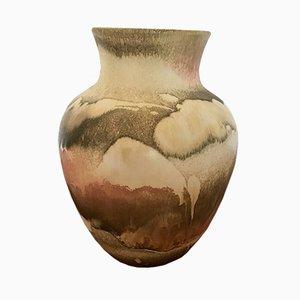 Deutsche Mid-Century Keramikvase von Ruscha, 1960er