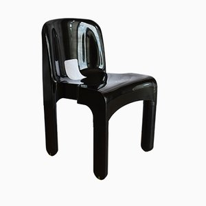 Vintage Italian ABS Model 4868 Garden Chair by Joe Colombo for Kartell, 1987