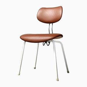German SE 66 Side Chair by Egon Eiermann for Wilde+Spieth, 1950s