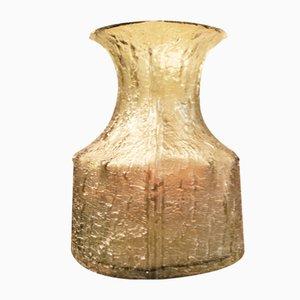 Vaso in vetro di Timo Sarpaneva per Iittala, anni '80