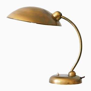 Deutsche Mid-Century Messing Tischlampe, 1950er