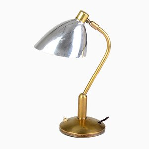 Functionalist Dirigent No. 587 Desk Lamp by Franta Anýž, 1930s