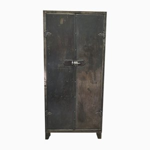 Industrial Locker Cabinet, 1930s