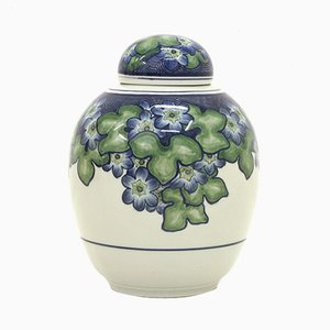 Lidded Jar by Gotfred Rode for Royal Copenhagen, 1920s