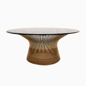 Tavolino da caffè Mid-Century di Warren Platner per Knoll International, anni '60