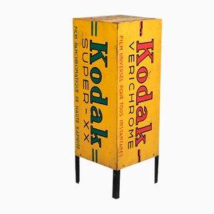 Panneau Publicitaire Vintage de Kodak