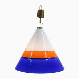 Deckenlampe von Vistosi, 1960er