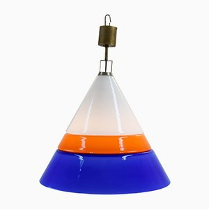 Lampada da soffitto di Vistosi, anni '60