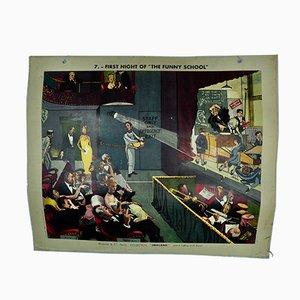 Doppelseitiges Poster von Masson & Cie, 1960er