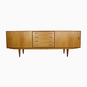 Danish Oak Sideboard from Clausen & Søn, 1960s