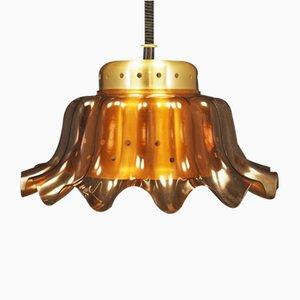Lampe à Suspension Mid-Century, 1970s