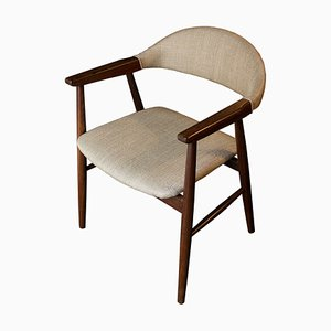 Vintage Danish Rosewood 213 Lounge Chair by Thomas Harlev for Farstrup Møbler