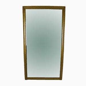 Specchio antico Luigi Filippo dorato
