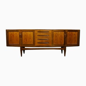 Teak & Afromosia Sideboard by Victor Wilkins for G-Plan, 1960s