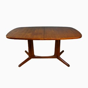 Large Teak Dining Table by Niels O. Moller for Gudme Mobelfabrik, 1960s