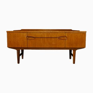Compact Teak Sideboard from Remploy, 1960s