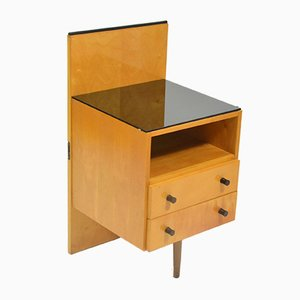 Vintage Bedside Table from Jitona, 1960s