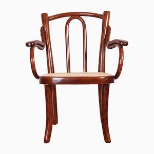 Vintage Children's Chair Model Z 2F From Thonet, 1930s